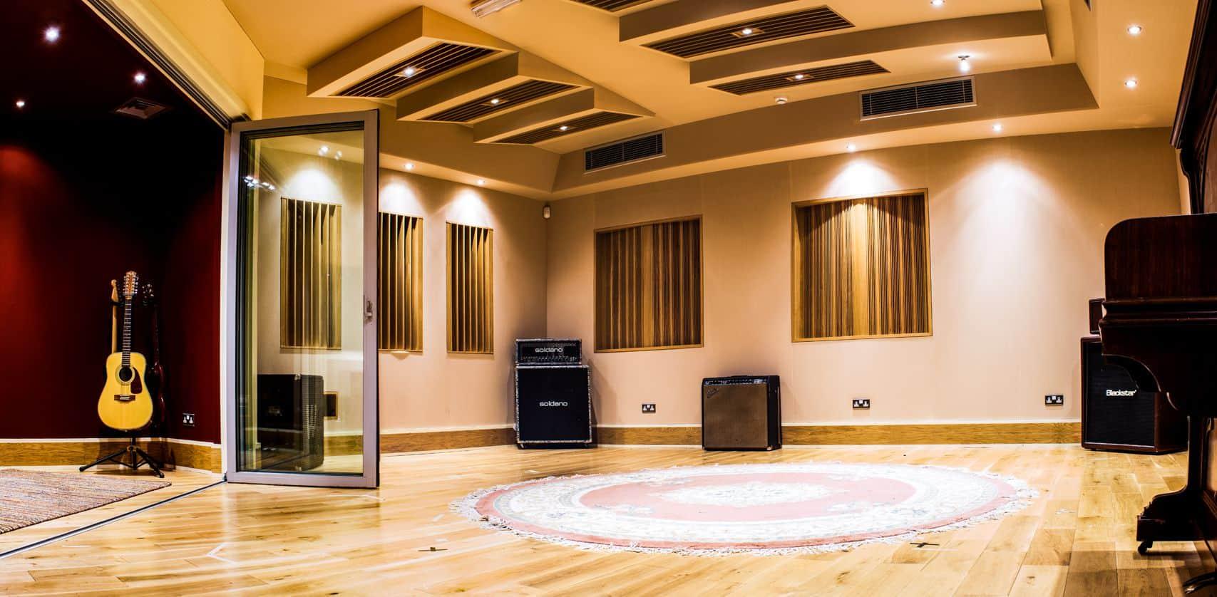 Panorama of Blast Studios