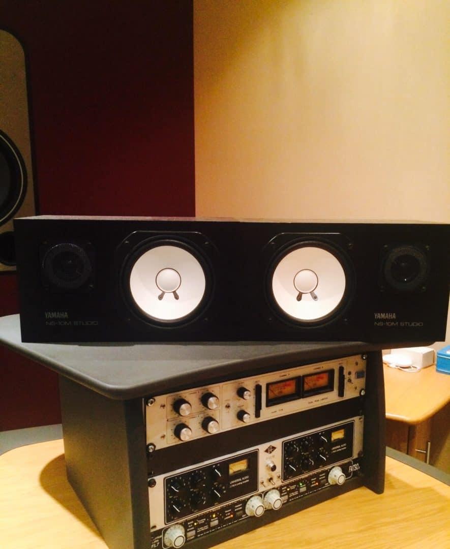 Yamaha NS-10M Studio